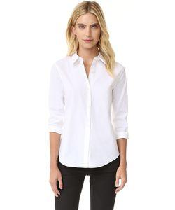Theory | Роскошная Блуза Tenia На Пуговицах