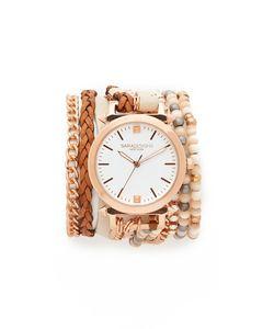 Sara Designs | Часы-Браслет Caty