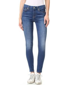 7 for all mankind | Bair Ankle Skinny Jeans