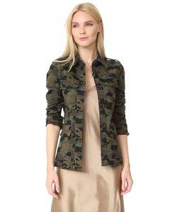 L'Agence | Куртка Cromwell В Стиле Милитари