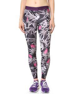 Adidas By Stella  Mccartney | Леггинсы Yoga Clima Из Бамбукового Волокна