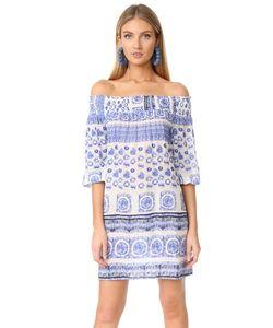 Shoshanna | Пляжное Платье С Открытыми Плечами