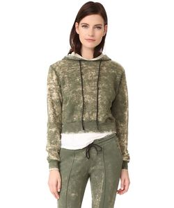 Cotton Citizen | Укороченный Пуловер С Капюшоном Milan