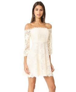 Bb Dakota   Платье С Открытыми Плечами Rsvp Jasmin