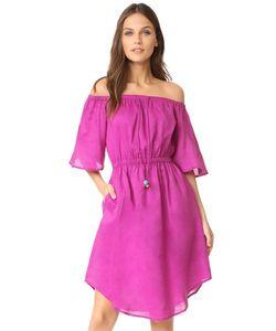 Line & Dot   Платье С Открытыми Плечами Garcia