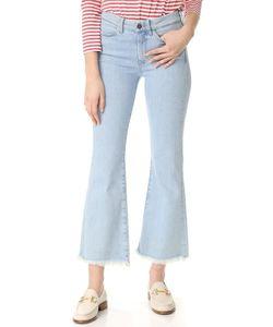 Mih Jeans | Расклешенные Джинсы Lou