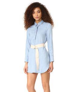 Minkpink | Платье-Рубашка Строгого Кроя