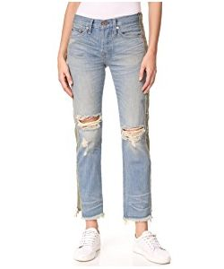 Nsf | Maggie Straight Slouch Jeans