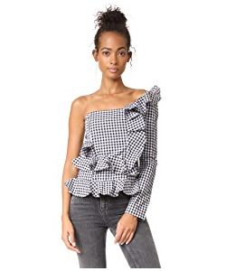 MLM LABEL | River Ruffle Top