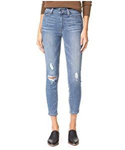 Paige | Hoxton Transcend Cropped Jeans