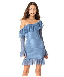 Nicholas   N Adele Lace Mini Dress