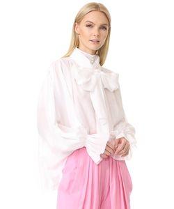 Vika Gazinskaya | Блуза С Бантом Pussy
