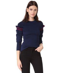 3.1 Phillip Lim | Пуловер С Оборчатыми Рукавами