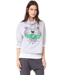 Kenzo | Пуловер С Вышитым Тигром