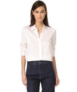 Vince | Узкая Облегающая Блуза