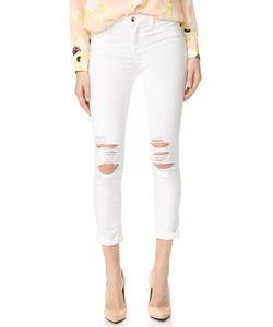 Joe'S Jeans | Укороченные Джинсы-Скинни Andie Со Средней Посадкой