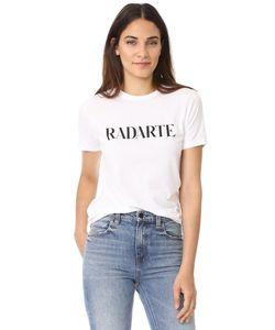 Rodarte | Футболка Radarte