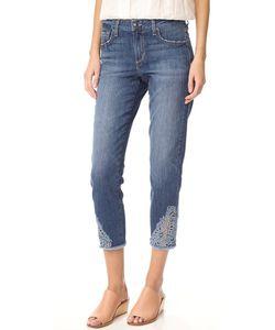 Joe'S Jeans | Укороченные Прямые Джинсы Smith