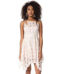 Free People | Кружевное Платье Just Like Honey