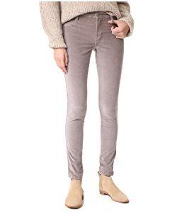 James Jeans | Velveteen Mid Rise Legging Jeans