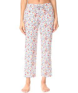 Sleepy Jones   Пижамные Брюки Liberty Edenham Marina С Цветочным Рисунком