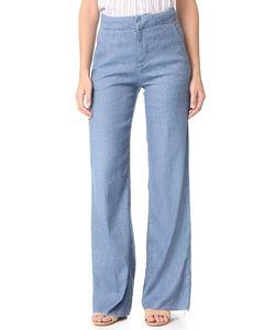 Joe'S Jeans | Широкие Джинсы В Стиле Брюк Bessie