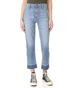 Joe'S Jeans | Прямые Укороченные Джинсы Jane С Высокой Посадкой