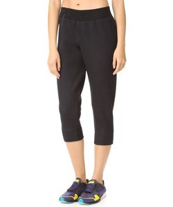 Adidas By Stella  Mccartney   Спортивные Брюки Essentials Длиной Три Четверти
