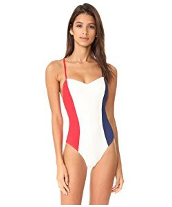 Solid & Striped   The Diana One Piece