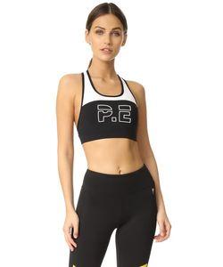 P.E Nation | Спортивный Бюстгальтер С Логотипами