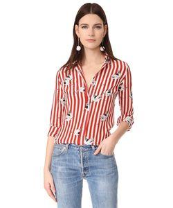 Stella Jean | Шелковая Рубашка На Пуговицах