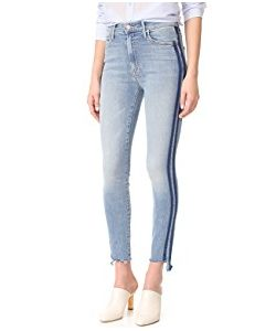 Mother | The Stunner Zip Ankle Step Fray Jeans
