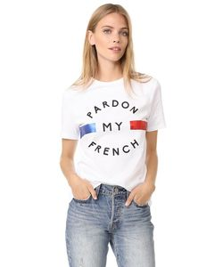 Etre Cecile | Футболка Pardon My French