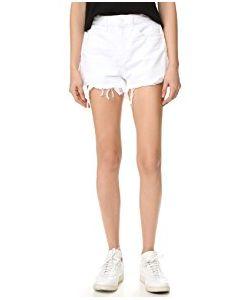 DENIM x ALEXANDER WANG | Bite Scratch Shorts