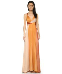 Catherine Deane | Вечернее Платье Erin Из Шелкового Тюля