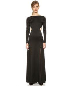 Temperley London | Платье Madena С Разрезами