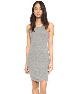 Enza Costa | Платье-Футляр Без Рукавов Из Рубчатого Трикотажа