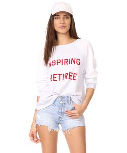 Wildfox | Толстовка Aspiring Retiree