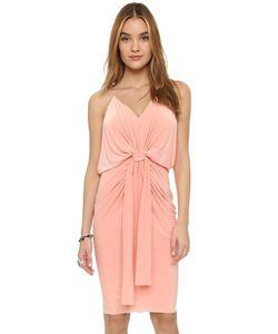 MISA | Платье До Колен С Узлом