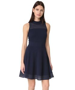 Milly | Платье Hexagon С Отстрочкой
