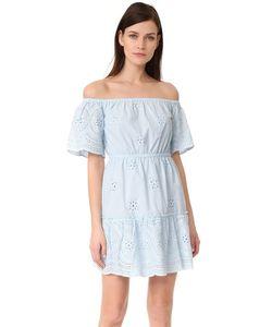 cupcakes and cashmere | Платье Sorena Из Кружевного Шитья С Открытыми Плечами