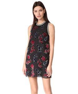 Anna Sui   Свободное Платье Rose