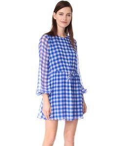 Diane Von Furstenberg | Мини-Платье В Клетку