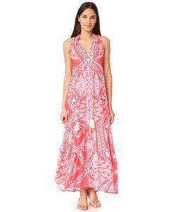 HEMANT AND NANDITA | Длинное Платье Native