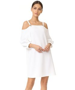 Tibi | Платье С Подтяжками