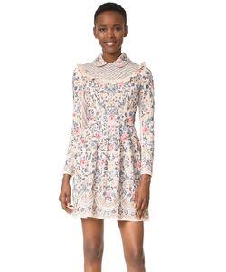 Needle & Thread | Платье Для Выпускного Вечера Whisper С Длинными Рукавами