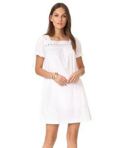 Madewell | Свободное Платье Из Кружевного Шитья