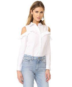 Glamorous | Блуза С Открытыми Плечами И Оборками