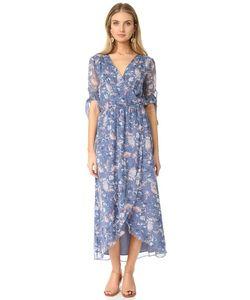 Ella Moss   Шелковое Платье Dreamer Wildflower