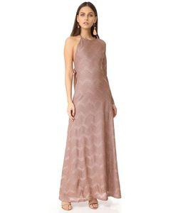 Missoni | Макси-Платье На Одно Плечо С Люрексом